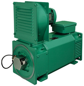 CPLS AC motor - Leroy-Somer
