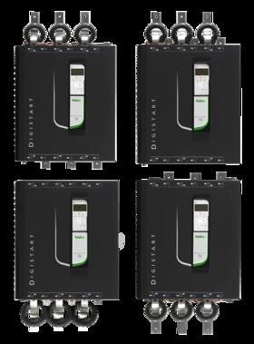 Digistart D3 (IS) softstarter - Control Techniques