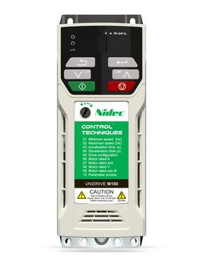 Unidrive M100 frequentieregelaar - Control Techniques
