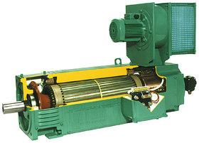 LSK gelijkstroommotor - Leroy-Somer