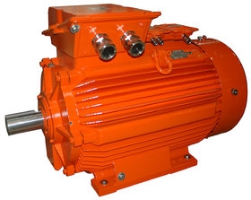 (F)LSN AC motor - Leroy-Somer