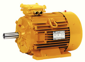(F)LSPX AC motor - Leroy-Somer