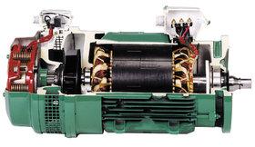 FCPL AC motor - Leroy-Somer