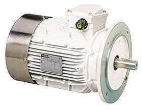 FCR AC motor - Leroy-Somer