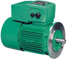 Varmeca AC motor met opgebouwde frequentieregelaar - Leroy-Somer