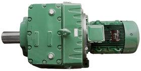 Compabloc motorreductor - Leroy-Somer