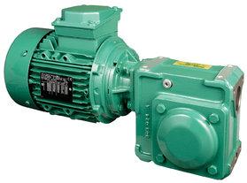 Multibloc Atex (Stof) zone 22 motorreductor - Leroy-Somer