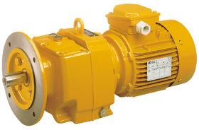 Compabloc Atex (Stof) zone 21 motorreductor - Leroy-Somer