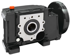 Orthobloc LSMV motorreductor - Leroy-Somer