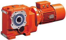 Orthobloc Atex (Gas) zone 1 en 2 motorreductor - Leroy-Somer