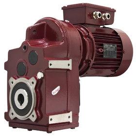 Manubloc LSRPM motorreductor - Leroy-Somer
