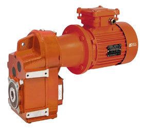 Manubloc Atex (Gas) zone 1 en 2 motorreductor - Leroy-Somer