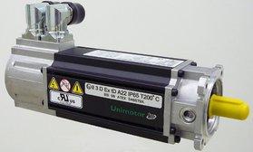 Unimotor fm servomotor - Control Techniques
